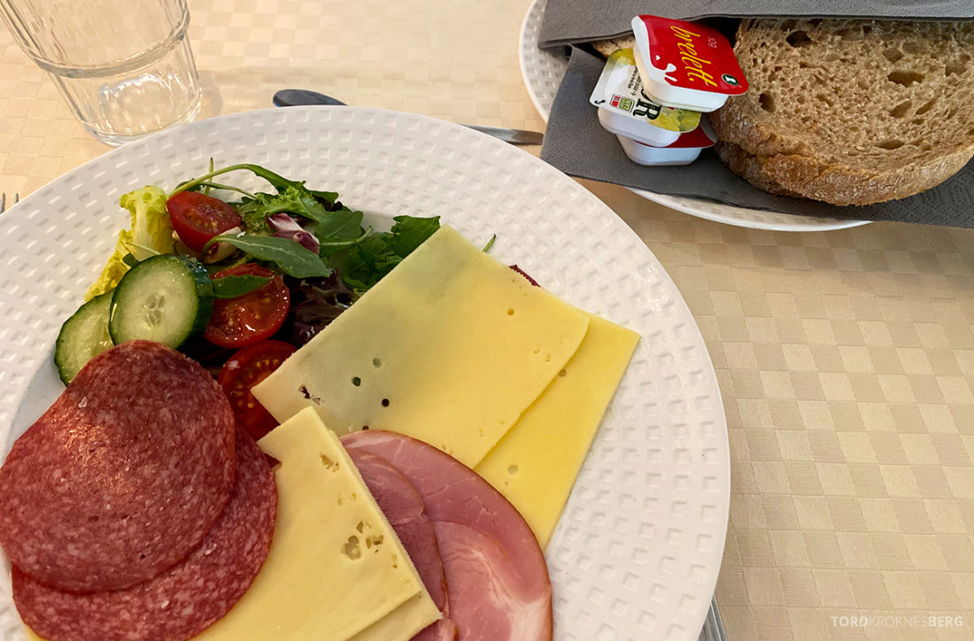 Hotel Loenfjord Stryn frokost