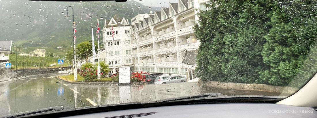 Hotel Ullensvang Hardanger Norge velkommen