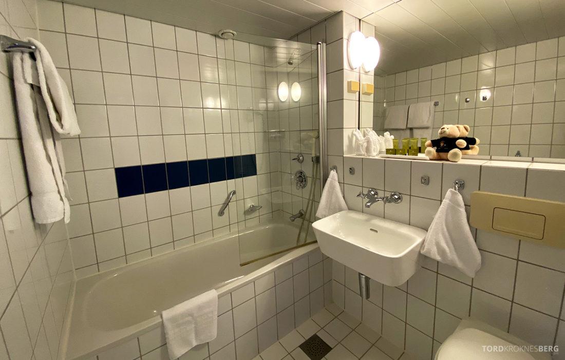 Hotel Ullensvang Hardanger Norge bad
