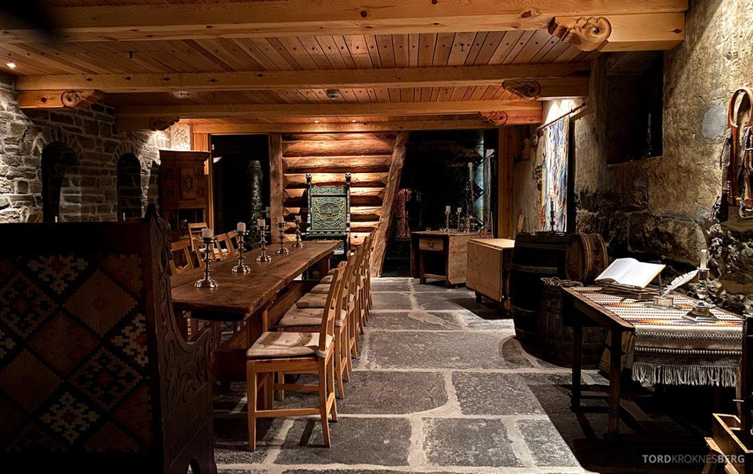 Hotel Ullensvang Hardanger Norge vinsmaking