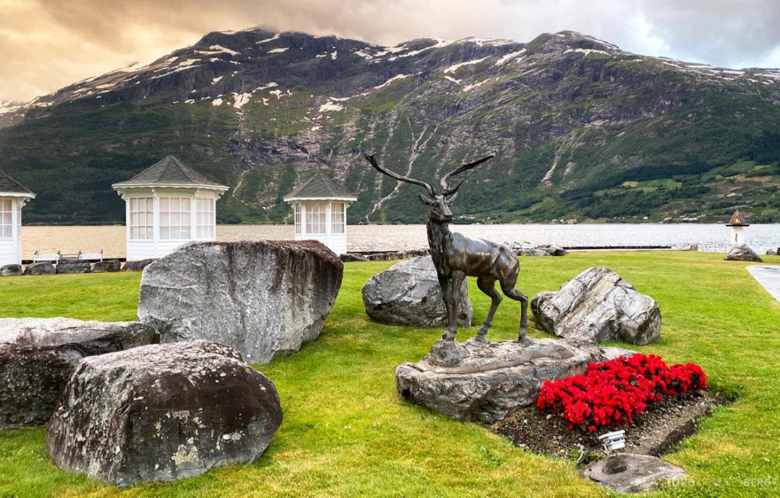 Hotel Ullensvang Hardanger Norge have