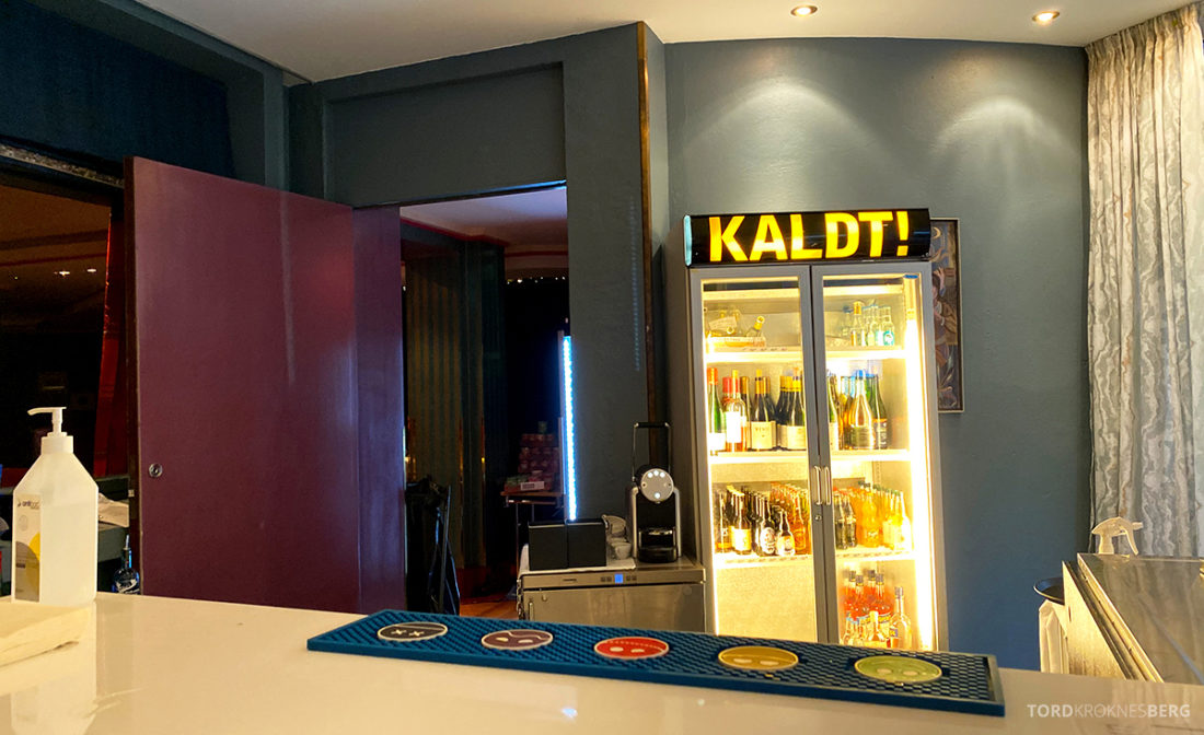 Hotel Ullensvang Hardanger Norge bar