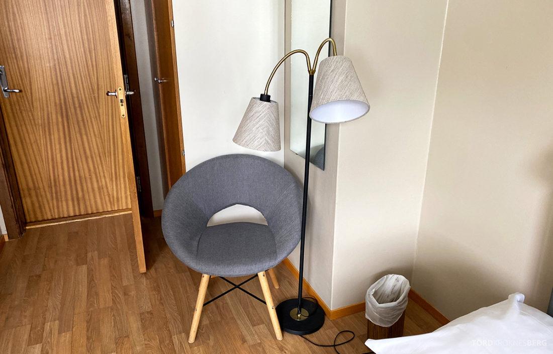 Leikanger Fjord Hotel skammekrok