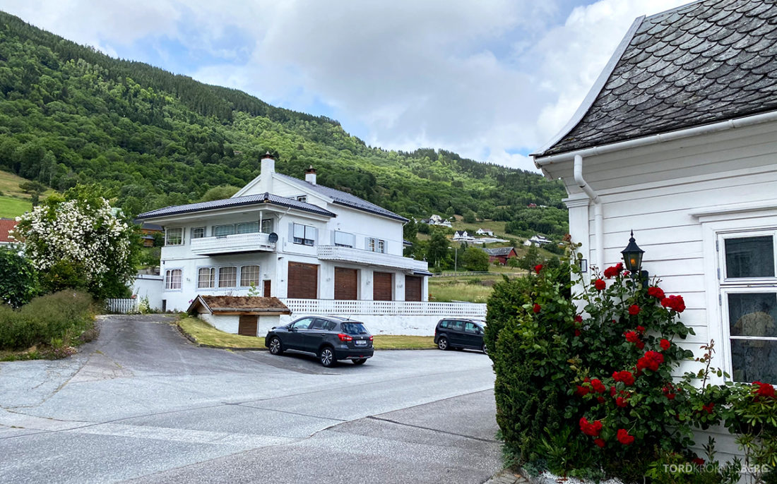 Leikanger Fjord Hotel utenfor