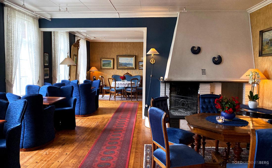 Leikanger Fjord Hotel stuen