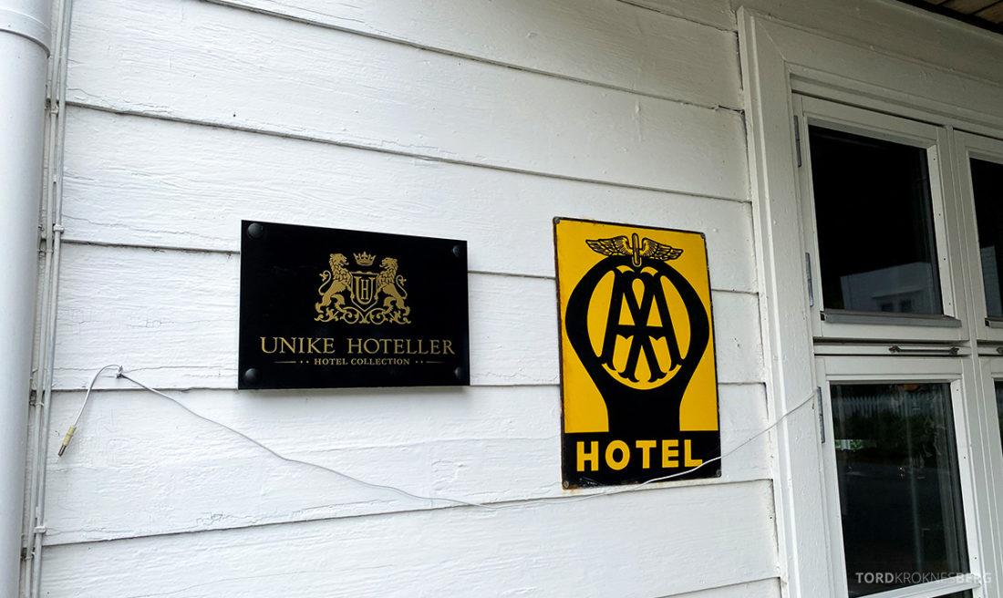 Leikanger Fjord Hotel unike hoteller