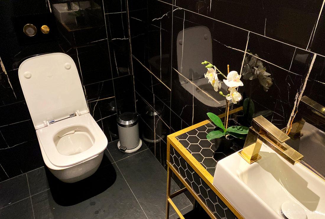 Mirabel Restaurant Sørenga Oslo toalett