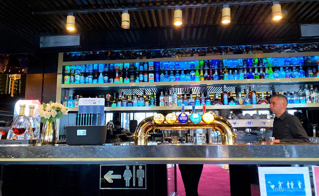Mirabel Restaurant Sørenga Oslo bar