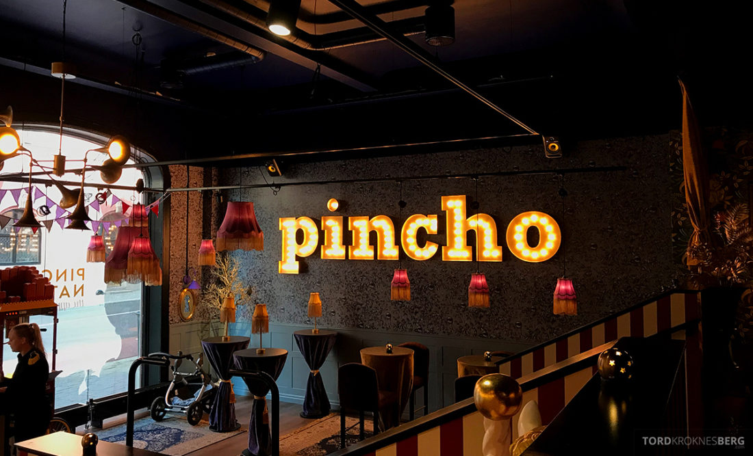 Pincho Nation Restaurant Oslo lokale