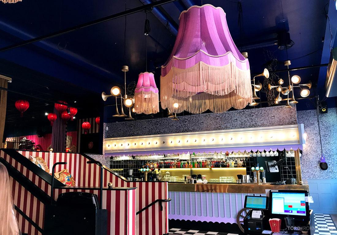 Pincho Nation Restaurant Oslo bar