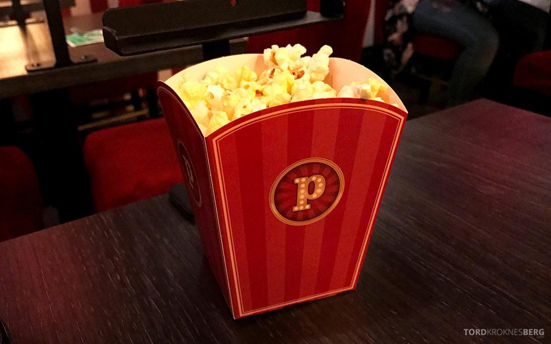Pincho Nation Restaurant Oslo popcorn