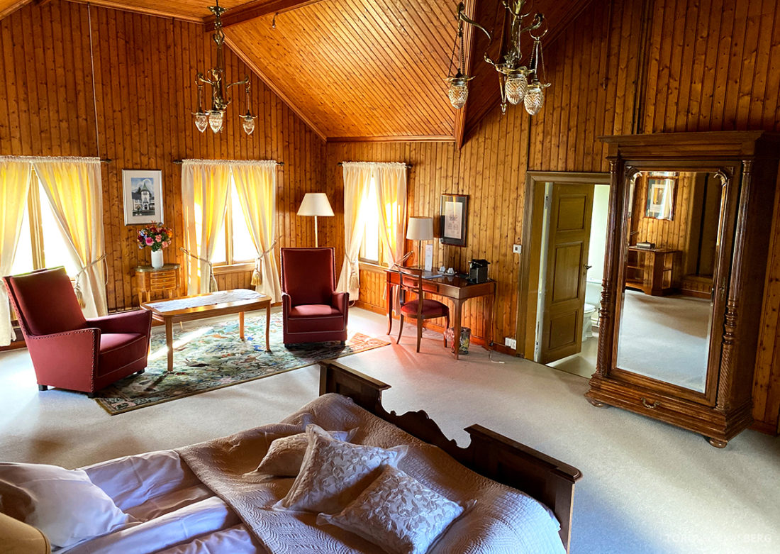 Bårdshaug Herregård Hotel Orkanger ærverdig