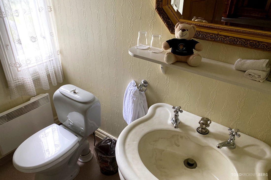 Bårdshaug Herregård Hotel Orkanger bad