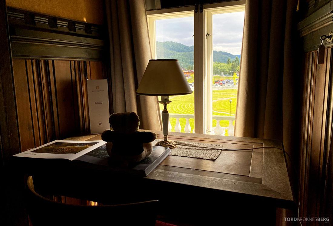 Bårdshaug Herregård Hotel Orkanger skrivebord pikeværelse