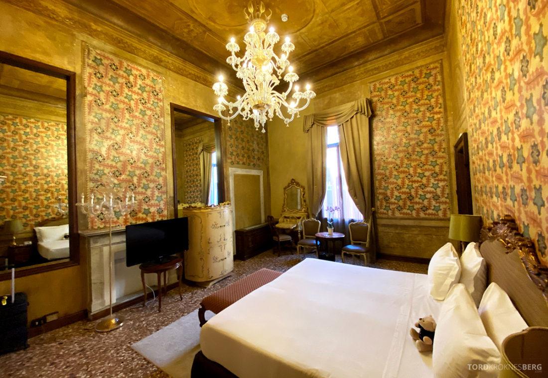 Grand Hotel Dei Dogi Venezia oversikt suite