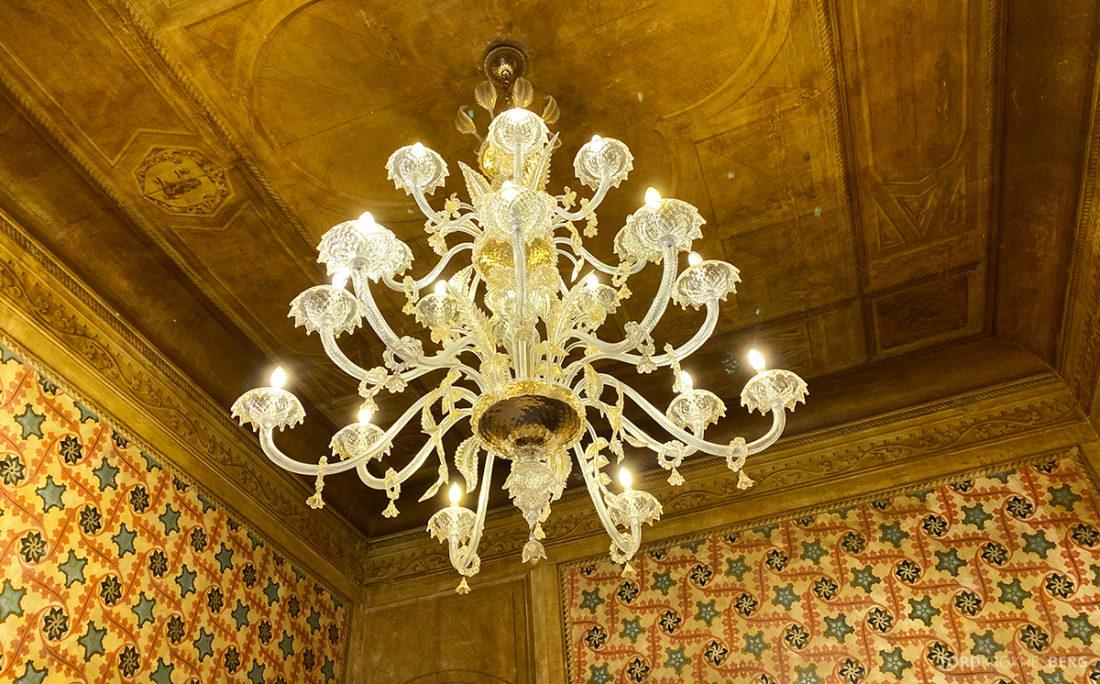 Grand Hotel Dei Dogi Venezia lysekrone