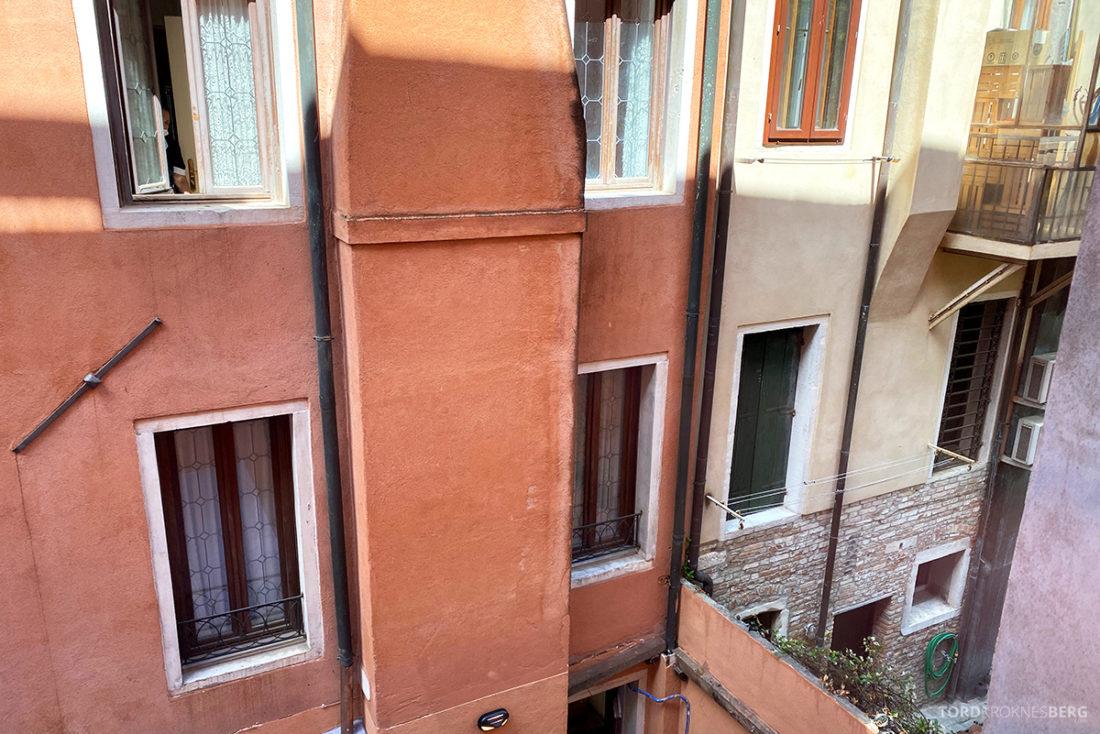 Grand Hotel Dei Dogi Venezia utsikt suite