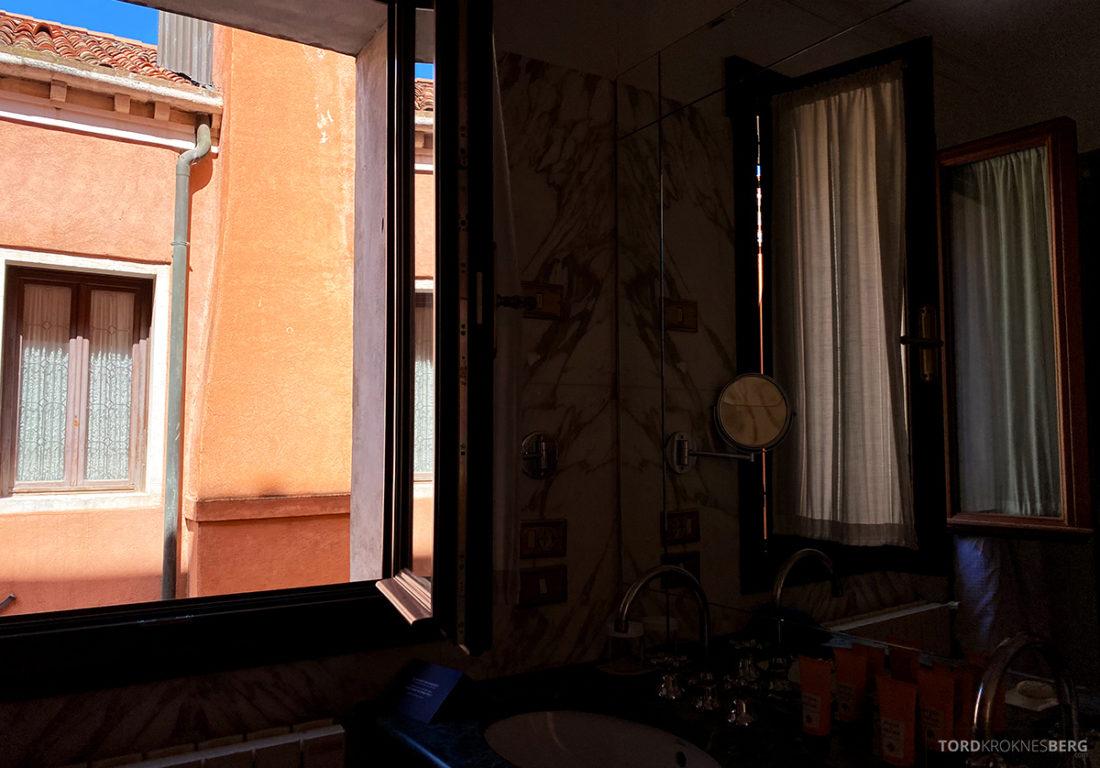Grand Hotel Dei Dogi Venezia vindu bad