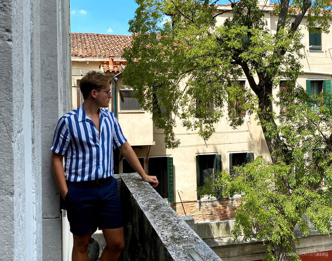 Grand Hotel Dei Dogi Venezia Tord Kroknes Berg have utsikt