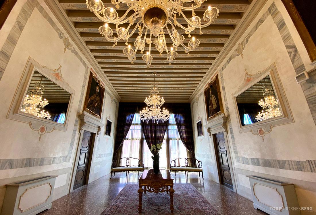 Grand Hotel Dei Dogi Venezia historisk del
