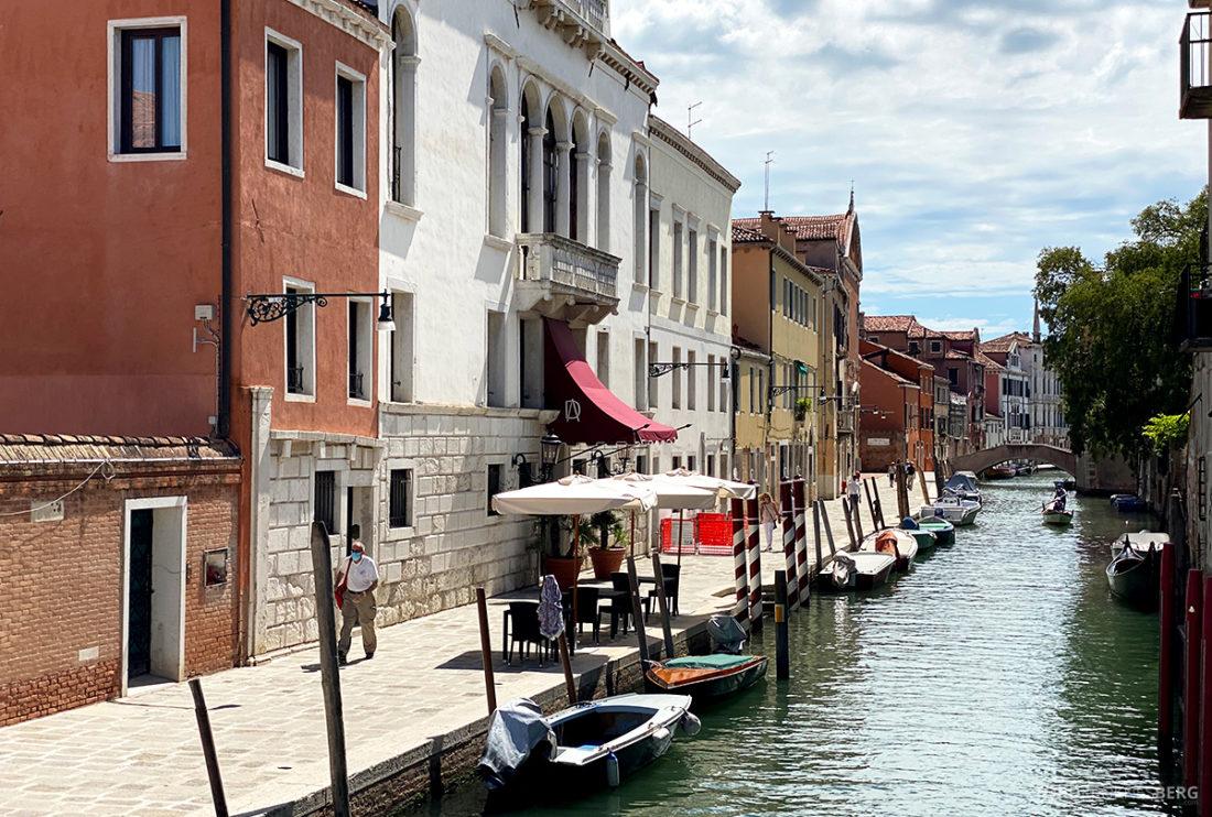 Grand Hotel Dei Dogi Venezia fasade
