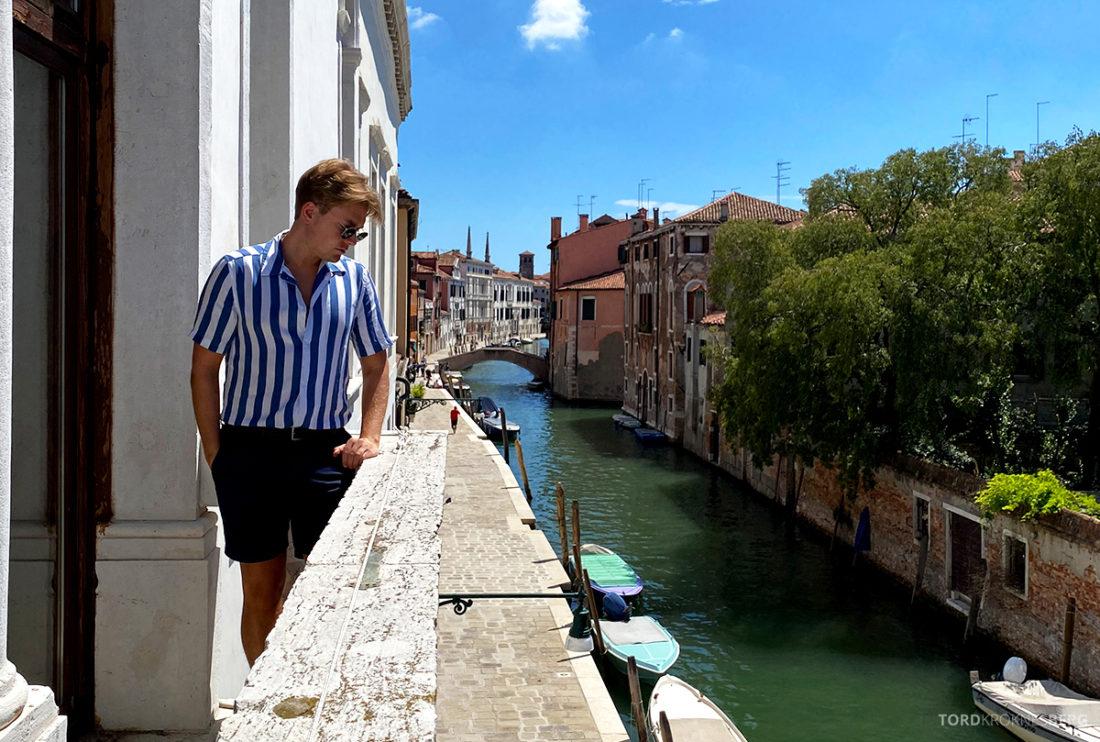 Grand Hotel Dei Dogi Venezia Tord Kroknes Berg kanal