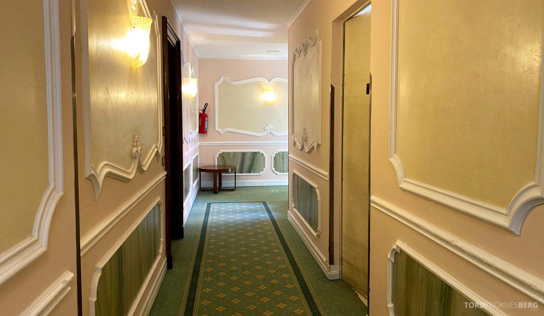 Grand Hotel Dei Dogi Venezia korridor