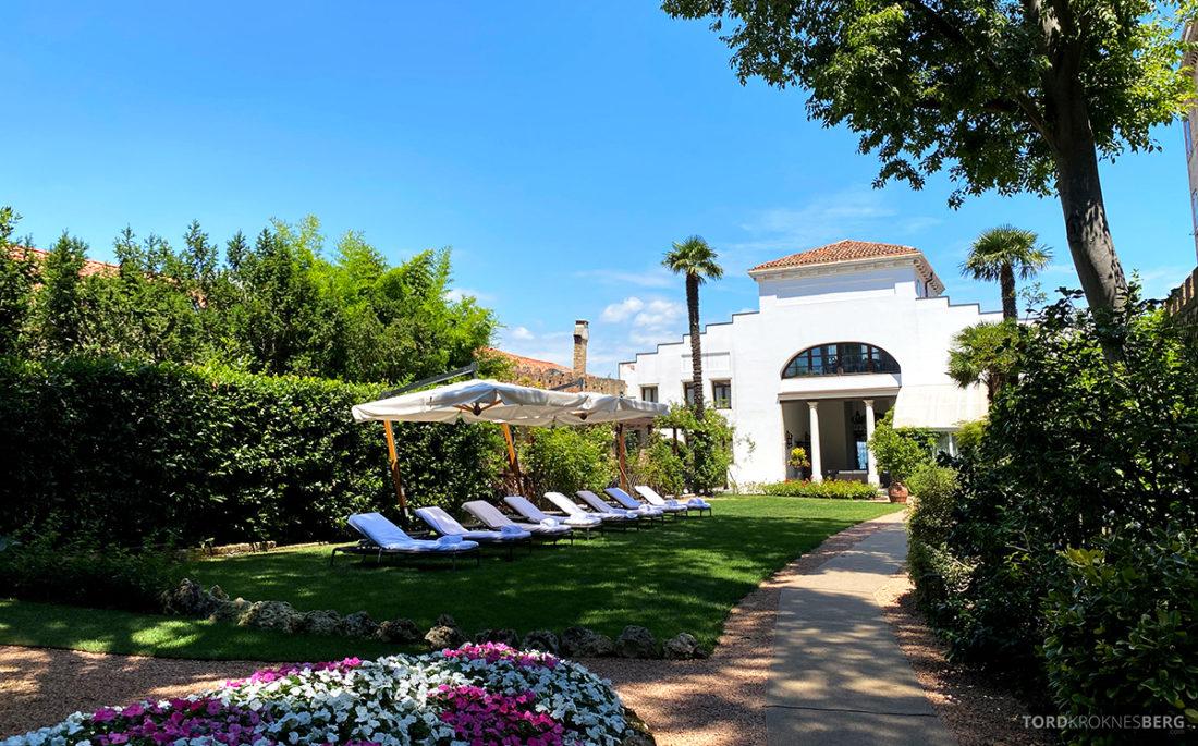 Grand Hotel Dei Dogi Venezia solsenger