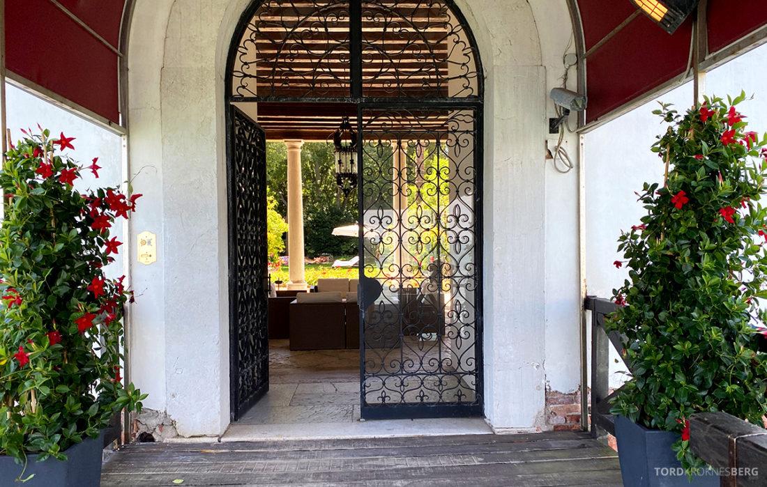 Grand Hotel Dei Dogi Venezia detaljer dør