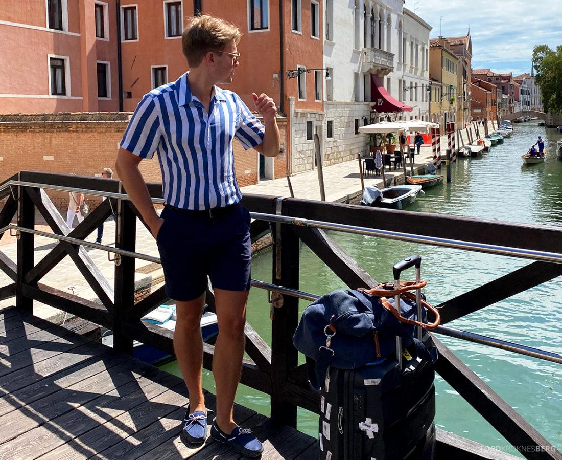 Grand Hotel Dei Dogi Venezia Tord Kroknes Berg innsjekk
