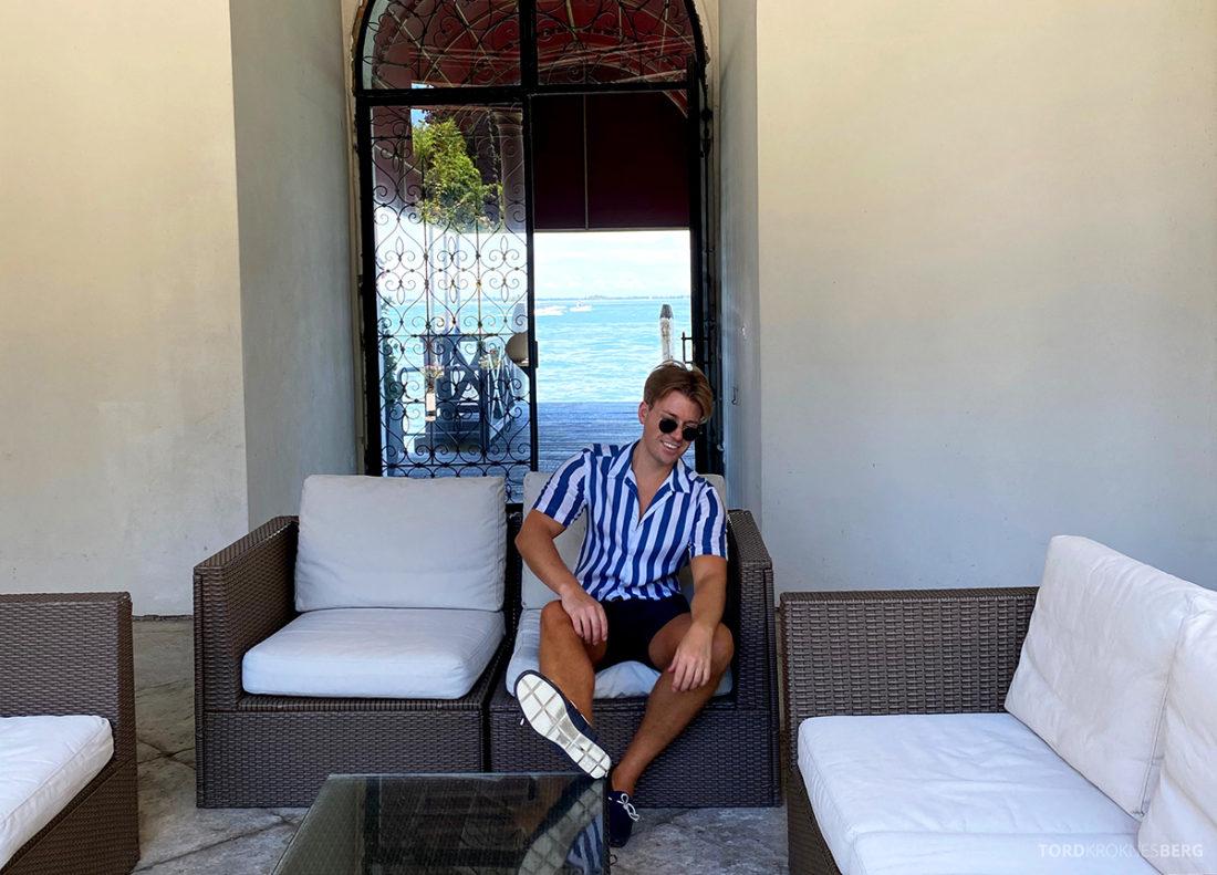 Grand Hotel Dei Dogi Venezia Tord Kroknes Berg sittegruppe