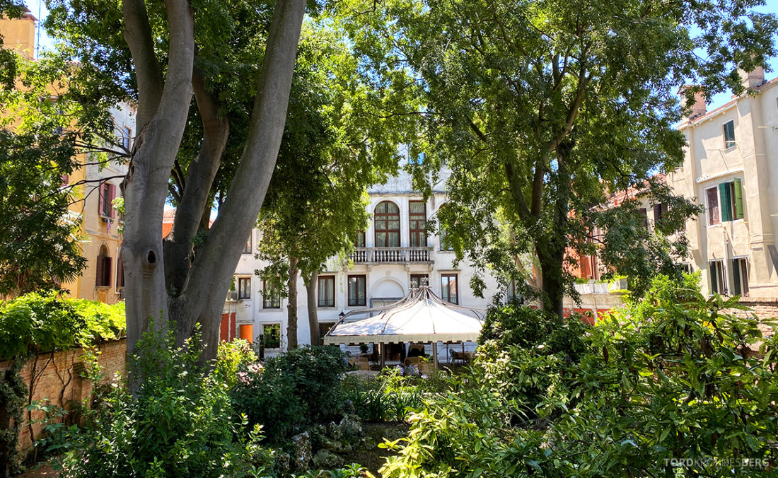 Grand Hotel Dei Dogi Venezia have utsikt
