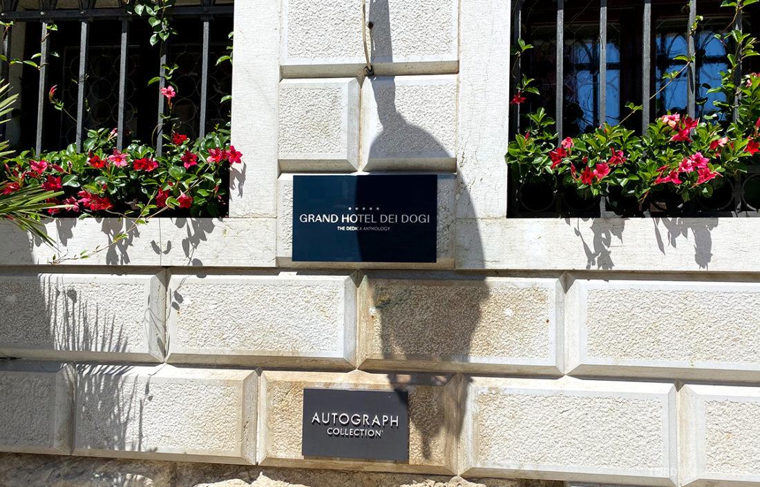 Grand Hotel Dei Dogi Venezia logo