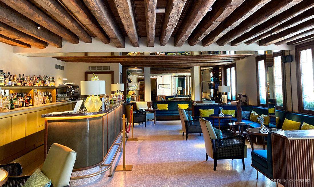 Grand Hotel Dei Dogi Venezia bar