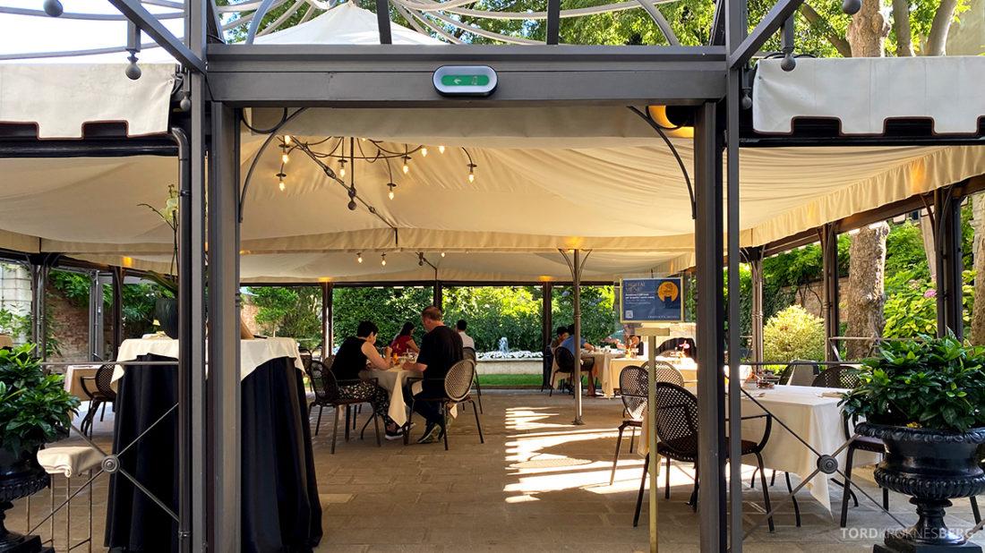 Grand Hotel Dei Dogi Venezia frokostsal