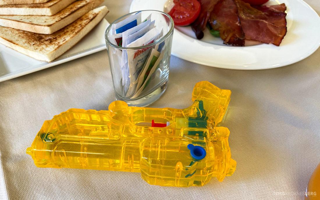 Grand Hotel Dei Dogi Venezia vannpistol frokost