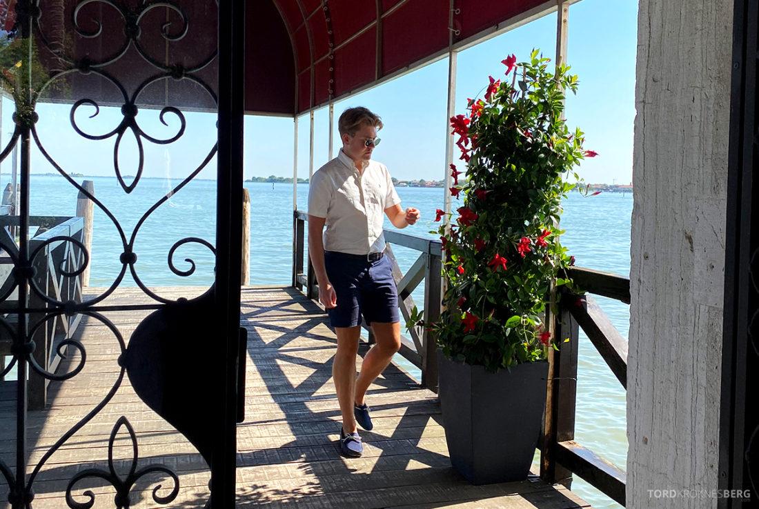 Grand Hotel Dei Dogi Venezia brygge Tord Kroknes Berg