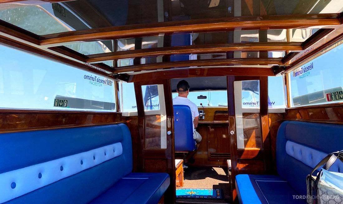Grand Hotel Dei Dogi Venezia water taxi