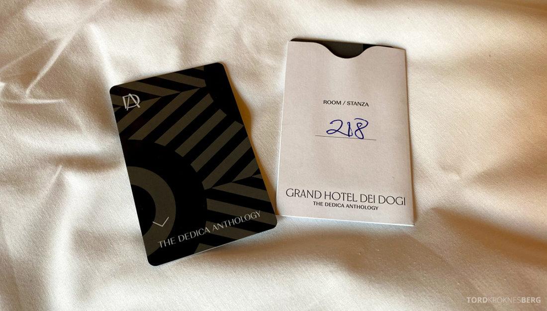 Grand Hotel Dei Dogi Venezia nøkkelkort
