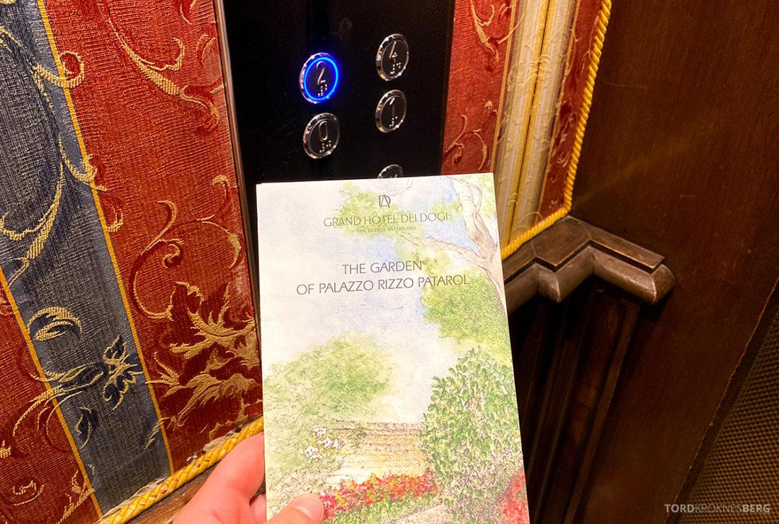 Grand Hotel Dei Dogi Venezia heis