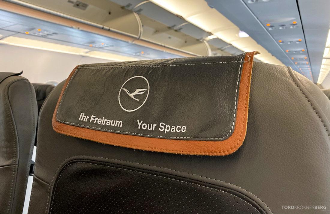 Lufthansa Economy Business Class Covid19 freiraum