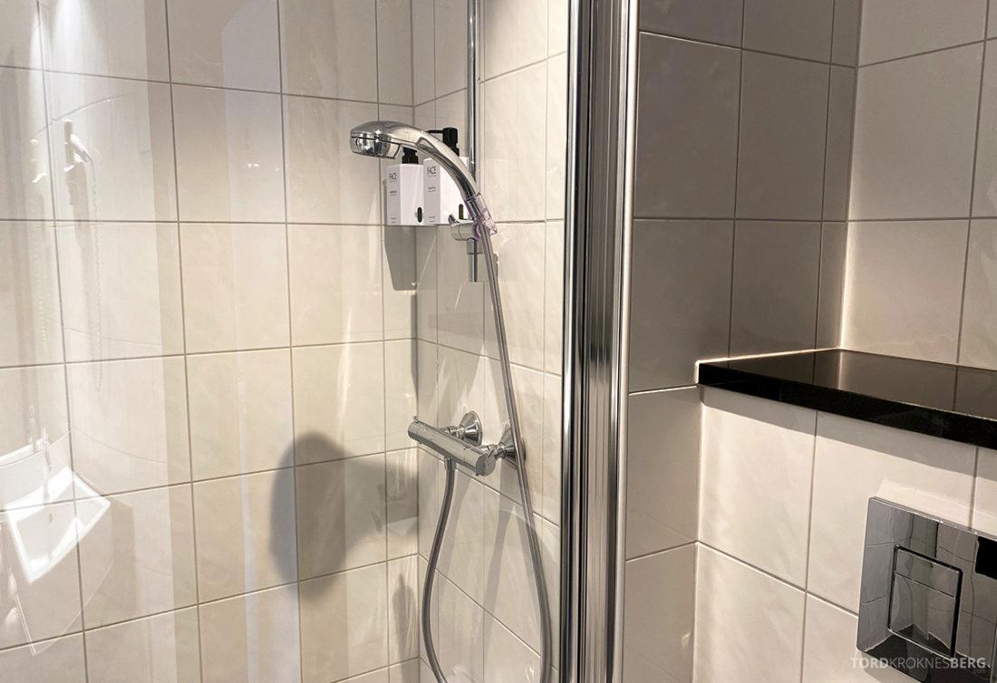Scandic Alexandra Hotel Molde dusj