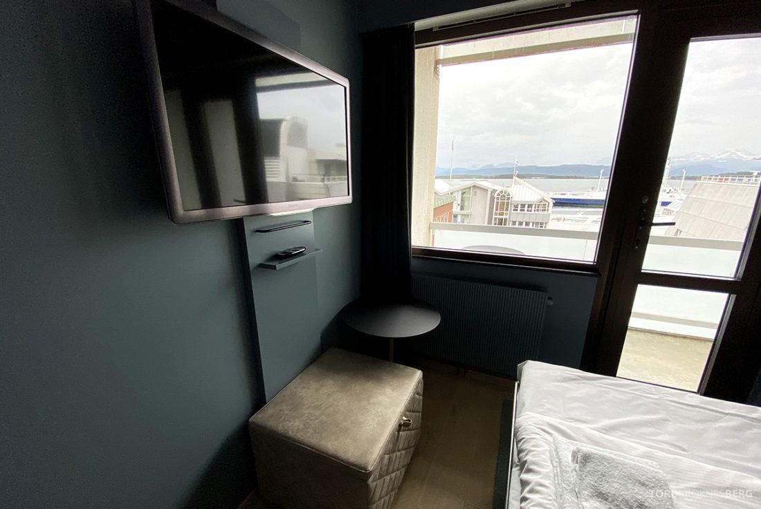 Scandic Alexandra Hotel Molde fjernsyn