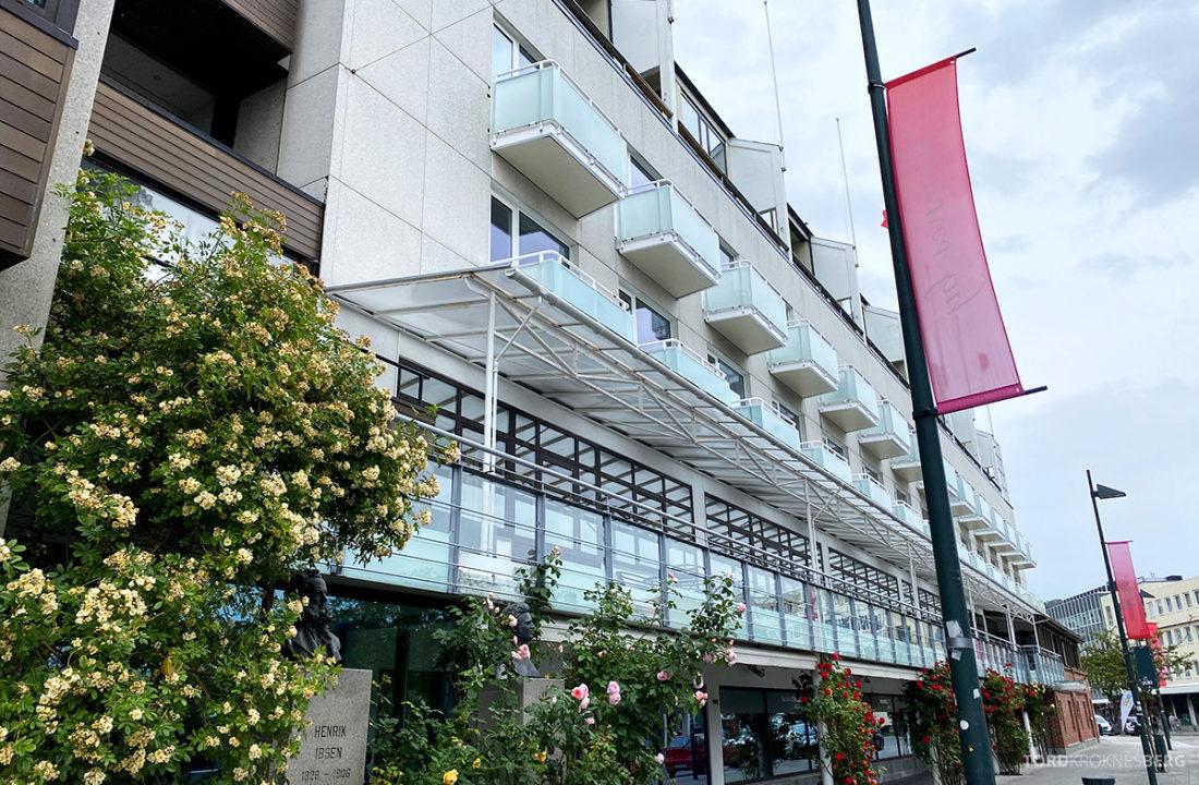 Scandic Alexandra Hotel Molde fasade