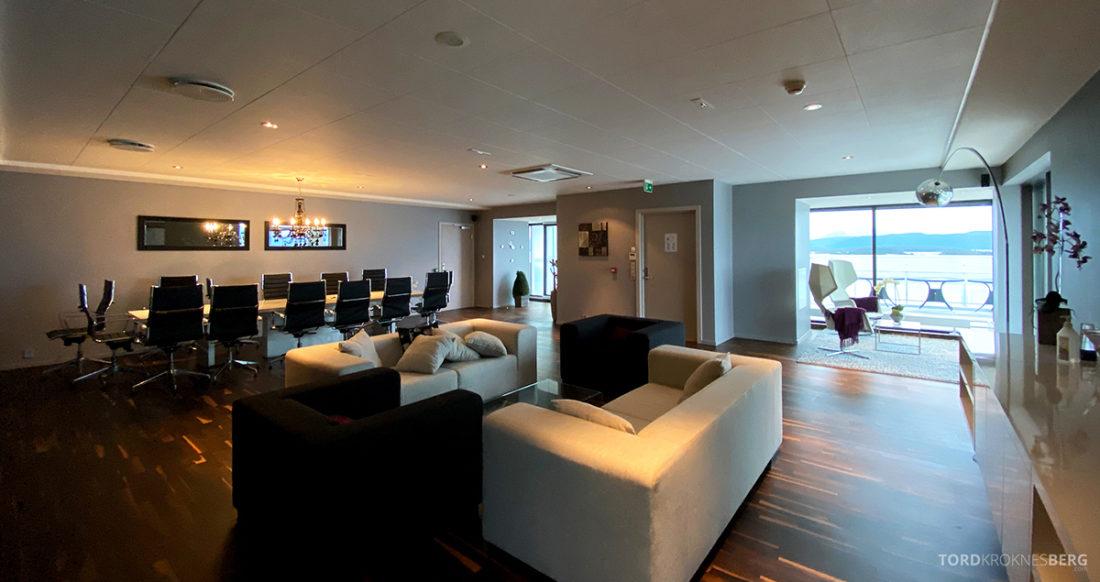 Scandic Alexandra Hotel Molde Alexandrasuiten oversikt
