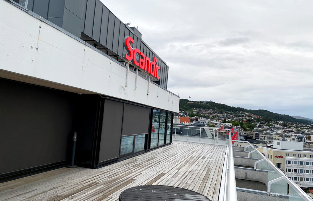 Scandic Alexandra Hotel Molde logo