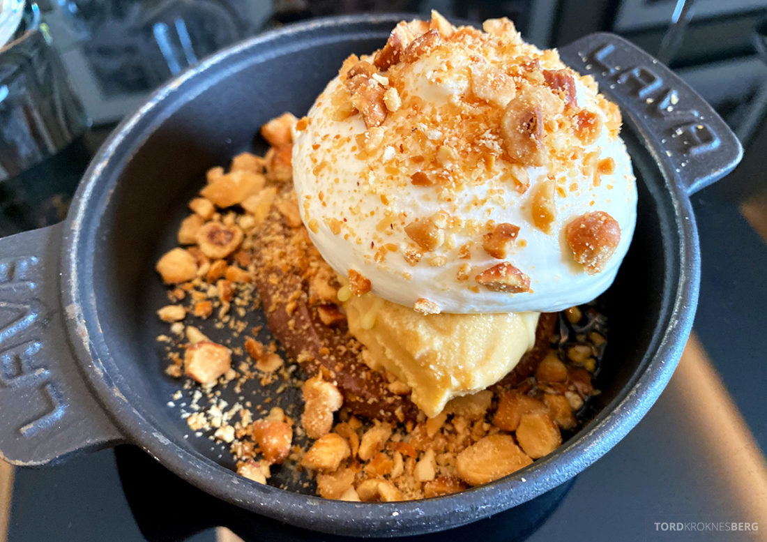 Brasserie Britannia Restaurant Trondheim dessert
