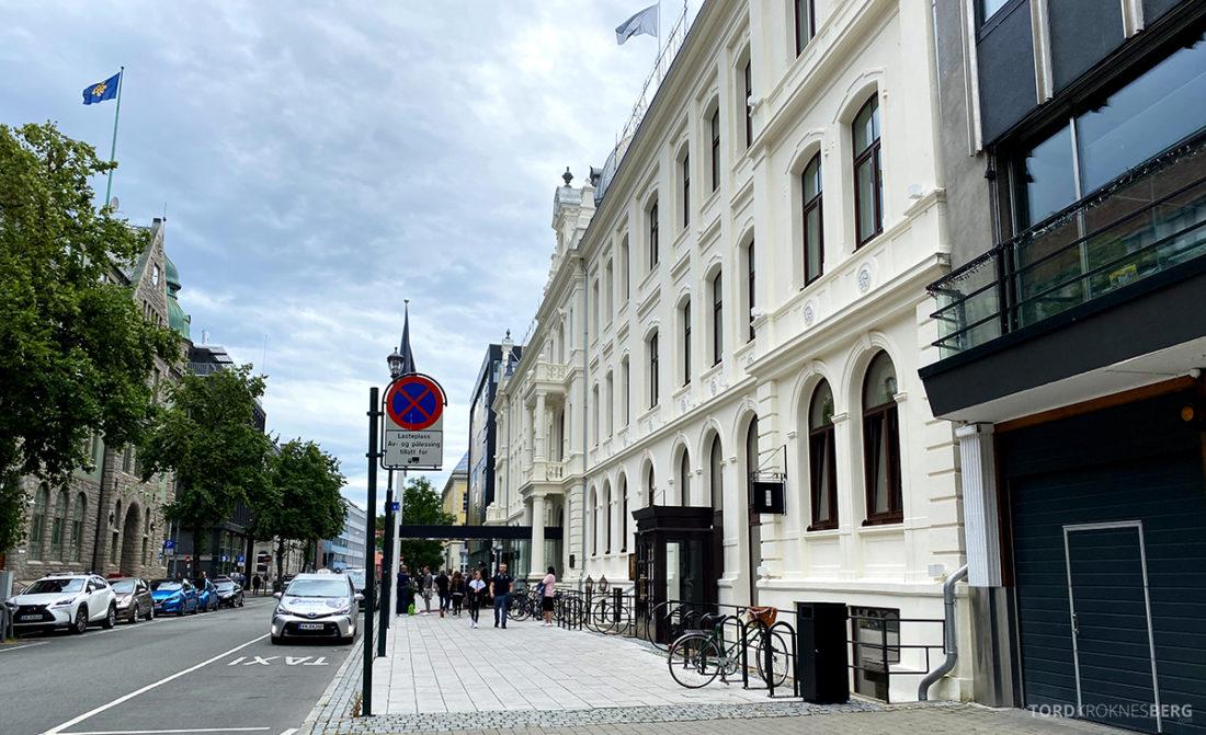 Britannia Hotel Trondheim fasade