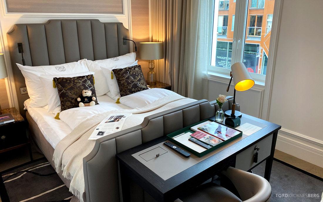 Britannia Hotel Trondheim seng
