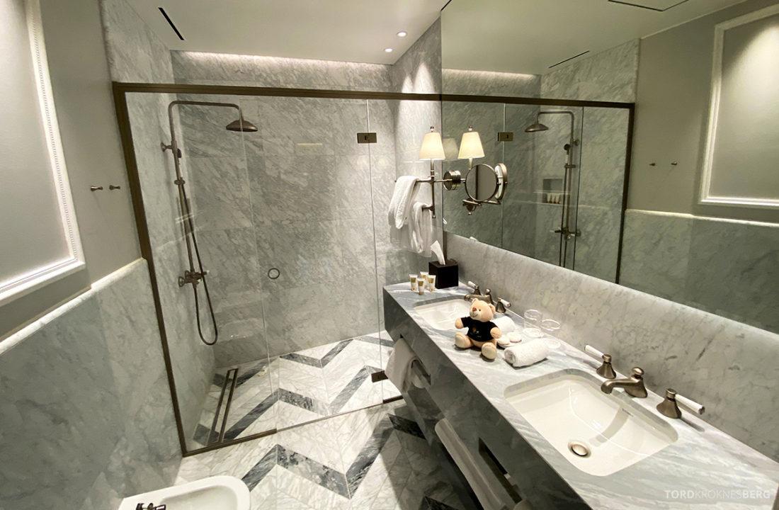 Britannia Hotel Trondheim bad